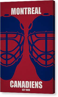 My Montreal Canadiens Canvas Print by Joe Hamilton