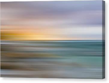 my morning joe X Canvas Print