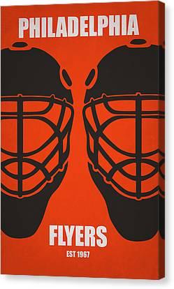 My Philadelphia Flyers Canvas Print by Joe Hamilton