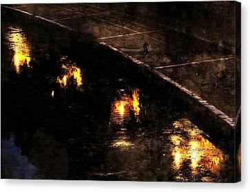 My River Canvas Print