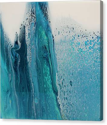 My Soul To Sea Canvas Print