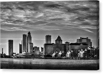 My Tampa Canvas Print by Marvin Spates