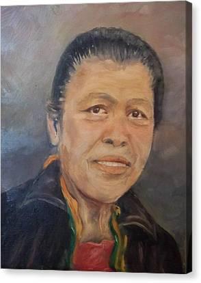 My Thai Canvas Print