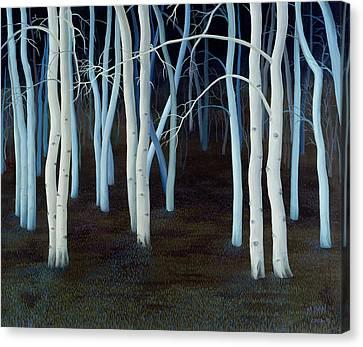 Mystic Canvas Print by Magdolna Ban