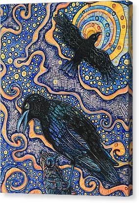 Mystic Messenger  Canvas Print