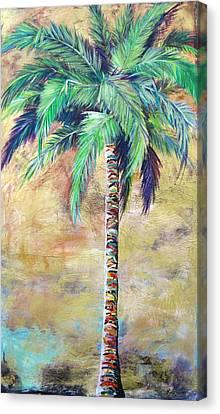 Mystic Palm Canvas Print