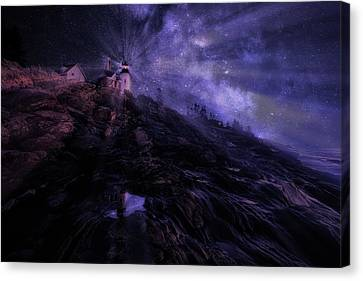 Mystical Pemaquid Canvas Print