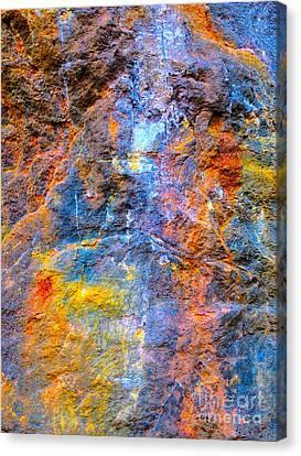 Mystical Stillness  Canvas Print