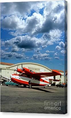 N780, Mckinnon G21g, Aleutian Goose, Turbo-prop Canvas Print by Wernher Krutein