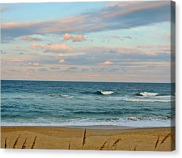 Nags Head Beauty Canvas Print by Eve Spring
