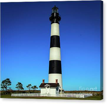 Nags Head Lighthouse Canvas Print