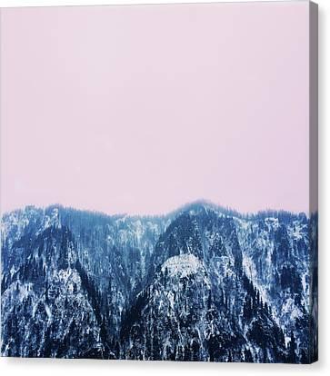Naked Wild Canvas Print