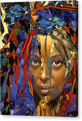 Naomi 3.1 Canvas Print by Gary Williams