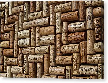 Napa Valley Wine Auction Canvas Print by Anthony Jones