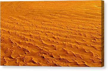 Nasa Image-namib-naukluft National Park-3  Canvas Print