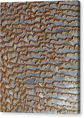 Nasa Image-rub' Al Khali, Arabia-2 Canvas Print