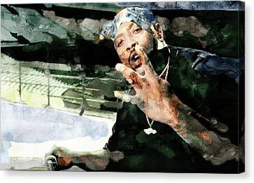 Nate Dogg 123134999 Canvas Print