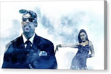 Nate Dogg 854456 Canvas Print