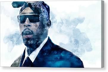 Nate Dogg 8765 Canvas Print