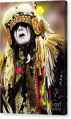 Into The Dreamtime 3 Canvas Print by Bob Christopher