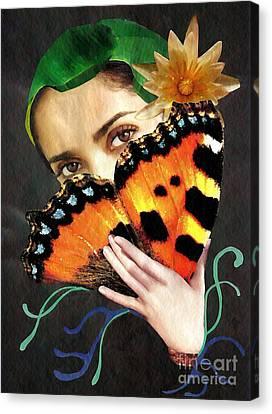 Natural Beauty Canvas Print