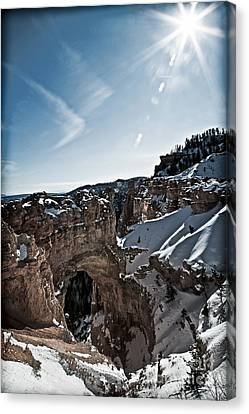 Natural Bridge II Canvas Print