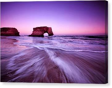Natural Bridges Canvas Print