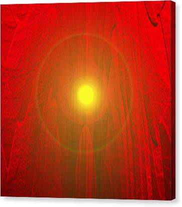 Nature-healing No. 03 Canvas Print by Ramon Labusch