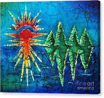 Nature Canvas Print by Sue Duda