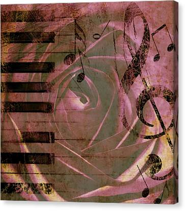Natures Music Canvas Print by Cathie Tyler