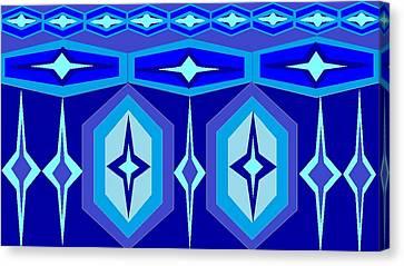 Navajo 7 Canvas Print