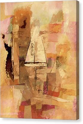 Navegator Canvas Print