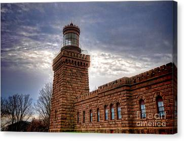 Navesink Twin Lighthouse Canvas Print