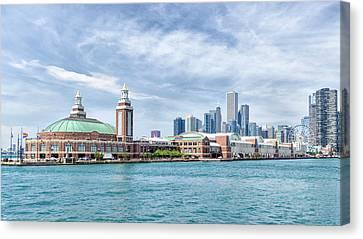 Navy Pier - Chicago Canvas Print