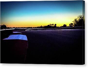 Ncm Motorsports Park - Bowling Green Ky Canvas Print