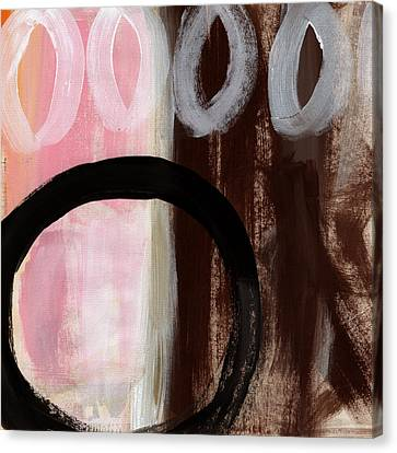 Neapolitan 2 - Abstract Painting Canvas Print