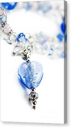 Necklace Canvas Print by Jorgo Photography - Wall Art Gallery
