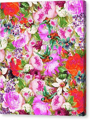 Nectar Canvas Print by Uma Gokhale