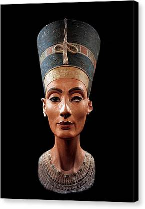 Nefertiti  Canvas Print by Egyptian School