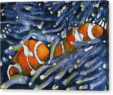 Nemo Found Canvas Print by Tina Pitsiavas