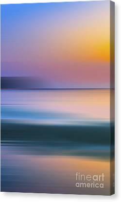 Neptune Step -1 Of 3 Canvas Print