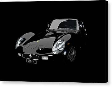 Nero 1963 Canvas Print by Dan Lennard