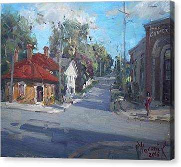 Norval Ontario Canvas Print by Ylli Haruni