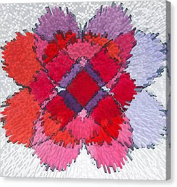 Appleton Canvas Print - Neutrino Wave by Norma Appleton