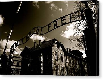 Never Forget 25 Canvas Print by Jez C Self
