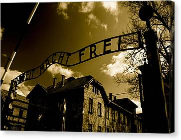 Never Forget 27 Canvas Print by Jez C Self