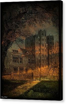 Nevermore Canvas Print by Fran J Scott