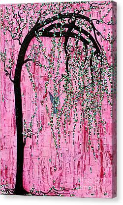 New Beginnings Canvas Print by Natalie Briney