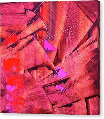 New Boundaries 2b Dv Canvas Print by Brian Allan