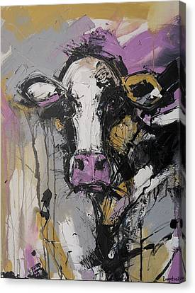 New Breed Cow 1 Canvas Print
